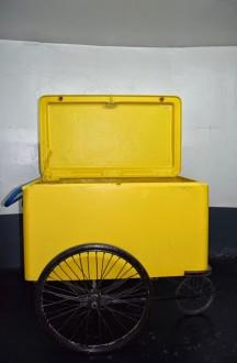 Chariot pousse-pousse ambulant pour jus - Devis sur Techni-Contact.com - 3