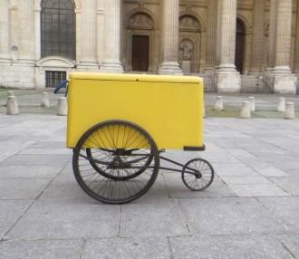 Chariot pousse-pousse ambulant pour jus - Devis sur Techni-Contact.com - 4