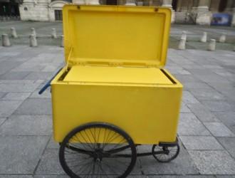 Chariot pousse-pousse ambulant pour jus - Devis sur Techni-Contact.com - 5