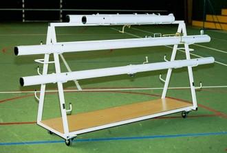 Chariot ratelier volley/tennis - Devis sur Techni-Contact.com - 1