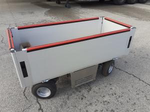 Chariot robotisé 300kg - Devis sur Techni-Contact.com - 1