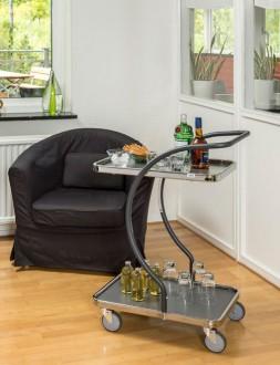 Chariot room service design - Devis sur Techni-Contact.com - 3