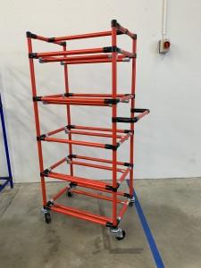 Chariot roulant 4 niveaux - Devis sur Techni-Contact.com - 2