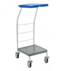 Chariot sac à linge 1 support - Devis sur Techni-Contact.com - 2