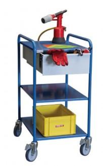 Chariot-servante d'atelier - Devis sur Techni-Contact.com - 4
