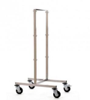 Chariot stérilisation en acier - Devis sur Techni-Contact.com - 1