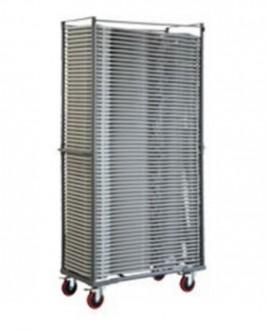 Chariot transport chaises en acier - Devis sur Techni-Contact.com - 2