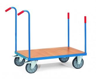 Chariots à barres de poussée - Devis sur Techni-Contact.com - 1