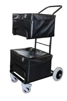 Chariots de distribution 2 corbeilles manutention légère - Devis sur Techni-Contact.com - 5