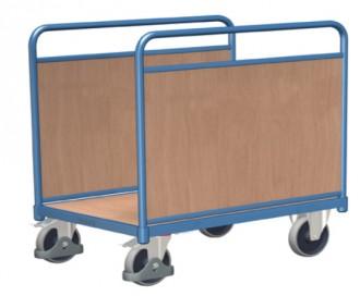 Chariot avec ridelles - Devis sur Techni-Contact.com - 1