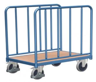 Chariot avec ridelles - Devis sur Techni-Contact.com - 2