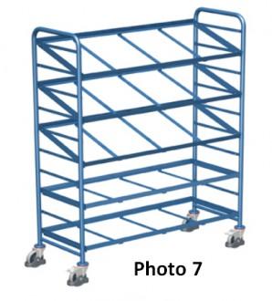 Chariots porte bacs plastique - Devis sur Techni-Contact.com - 7