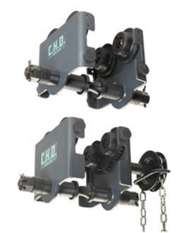 Chariots porte palan de direction par poussée - Devis sur Techni-Contact.com - 1
