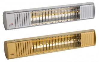 Chauffage à infrarouge ondes courtes IP24 - Devis sur Techni-Contact.com - 1