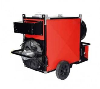 Chauffage air pulsé mobile à combustion indirecte - Devis sur Techni-Contact.com - 2