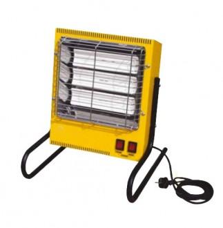 Chauffage électrique portable - Devis sur Techni-Contact.com - 1