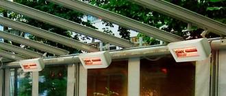 Chauffage extérieur infrarouge - Devis sur Techni-Contact.com - 2