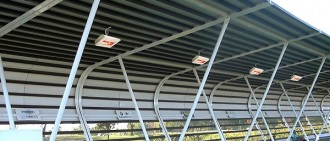 Chauffage extérieur infrarouge - Devis sur Techni-Contact.com - 3