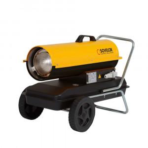 Chauffage fuel à air pulsé - Devis sur Techni-Contact.com - 1