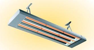 Chauffage infrarouge moyen - Devis sur Techni-Contact.com - 1