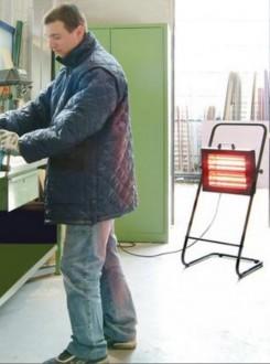 Chauffage infrarouge pour professionnels - Devis sur Techni-Contact.com - 2