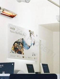 Chauffage infrarouge pour terrasse - Devis sur Techni-Contact.com - 3
