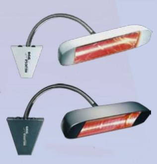 Chauffage radiant extérieur - Devis sur Techni-Contact.com - 1