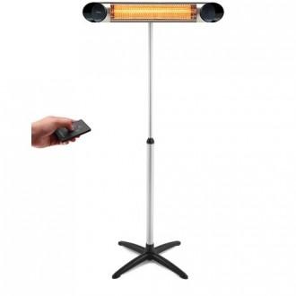 Chauffage radiant infrarouge électrique 2500 watt - Devis sur Techni-Contact.com - 2