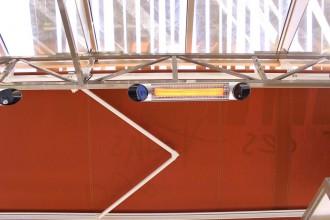 Chauffage radiant infrarouge électrique 2500 watt - Devis sur Techni-Contact.com - 4