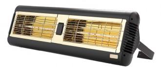Chauffage radiant infrarouge horizontal - Devis sur Techni-Contact.com - 2