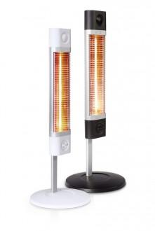 Chauffage radiant infrarouge sur pied 1700 watt - Devis sur Techni-Contact.com - 2
