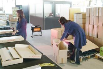 Chauffage radiant pour bureau - Devis sur Techni-Contact.com - 2