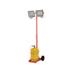 Chauffage terrasse à gaz - Devis sur Techni-Contact.com - 2