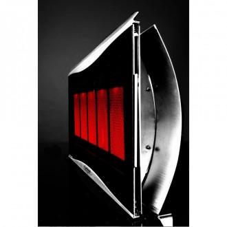 Chauffage terrasse à gaz en inox - Devis sur Techni-Contact.com - 3