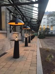 Chauffage terrasses et plein air - Devis sur Techni-Contact.com - 3