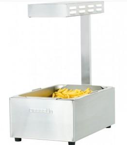 Chauffe frites lampes à infrarouge 1200 Watts - Devis sur Techni-Contact.com - 1