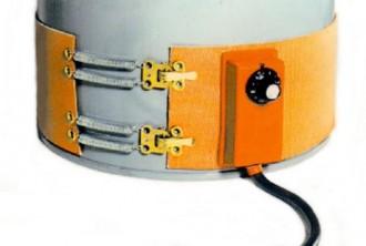 Chauffe fût en caoutchouc de silicone - Devis sur Techni-Contact.com - 1