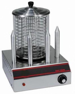 Chauffe saucisses électrique 120 pièces par heure - Devis sur Techni-Contact.com - 1