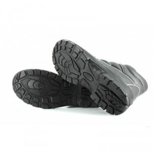 Chaussure cuir noire haute de protection - Devis sur Techni-Contact.com - 3
