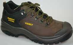 Chaussure de sécurité cuir avec cordura - Devis sur Techni-Contact.com - 1
