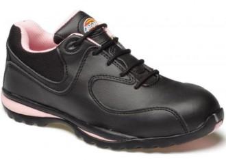 Chaussure de sécurité femme en Microfibre - Devis sur Techni-Contact.com - 1