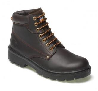 Chaussure de sécurité montante en cuir - Devis sur Techni-Contact.com - 2