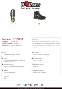 Chaussure de sécurité souple, cuir - Devis sur Techni-Contact.com - 5