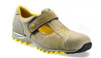 Chaussures de sécurité basses en cuir nubuck - Devis sur Techni-Contact.com - 1