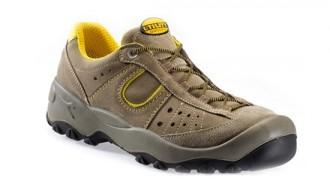 Chaussures de sécurité basses en velours pointure 38 à 47 - Devis sur Techni-Contact.com - 1