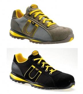 Chaussures de sécurité basses Noir ou Poussière - Devis sur Techni-Contact.com - 1