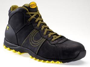 Chaussures de sécurité hautes embout en acier - Devis sur Techni-Contact.com - 2