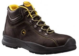 Chaussures de sécurité hautes en cuir nubuck DIADORA - Devis sur Techni-Contact.com - 1