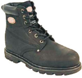 Chaussures montantes de sécurité à lacets - Devis sur Techni-Contact.com - 1