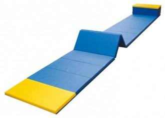 Chemin de gymnastique pliable - Devis sur Techni-Contact.com - 1